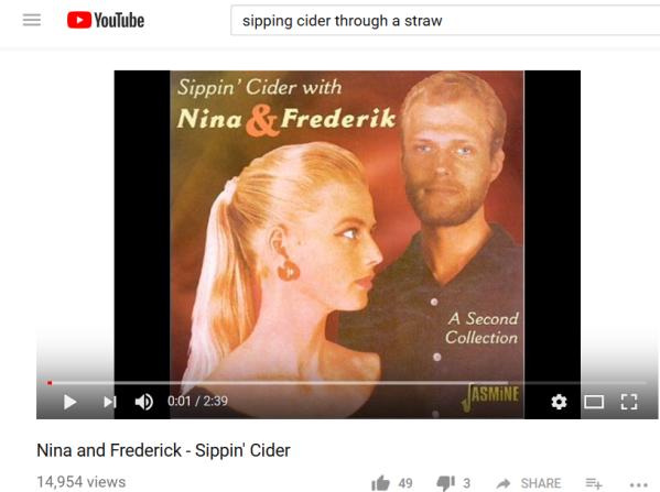 Nina and Frederick