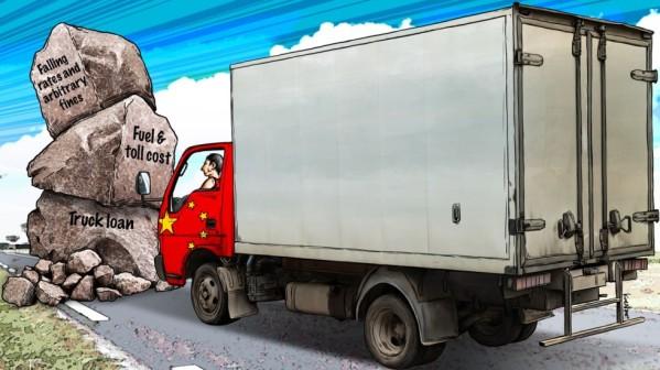 China Truck 00