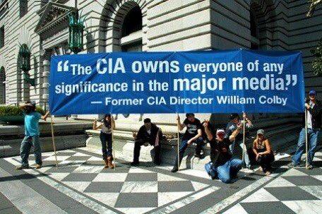 CIA owns media