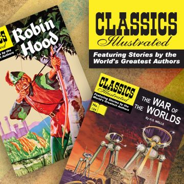 Classics Illustraed