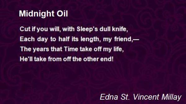 edna oil