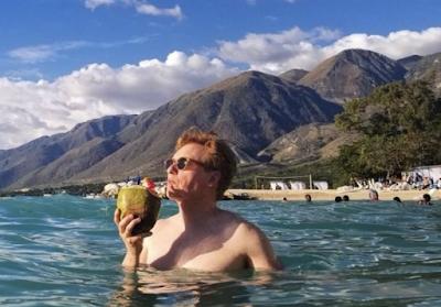 Haiti Conan O'B