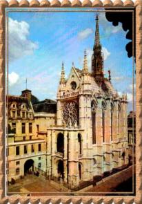 King l sainte - chapelle