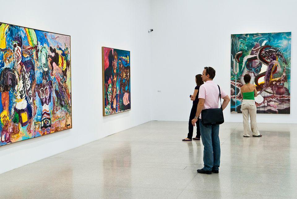 Cia And Modern Art Cold War