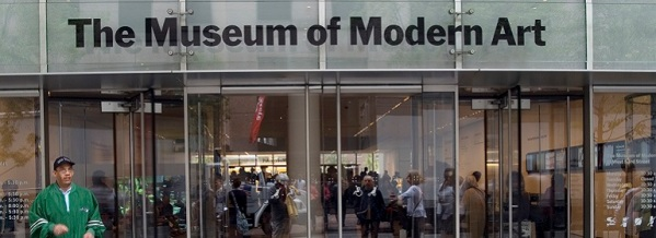 America Stati Uniti New York Manhattan Museum of Modern Art MOMA museo