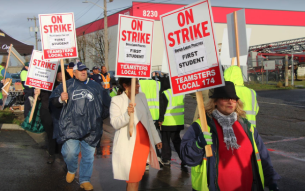 Seattle strike