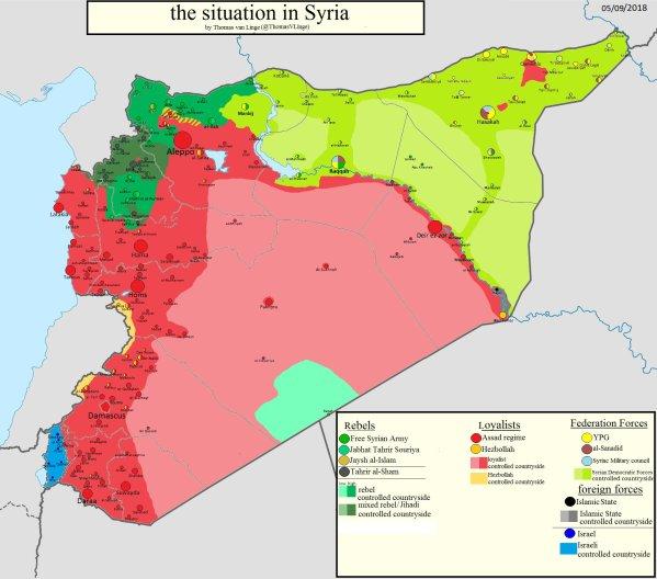 Syria Sept 2018