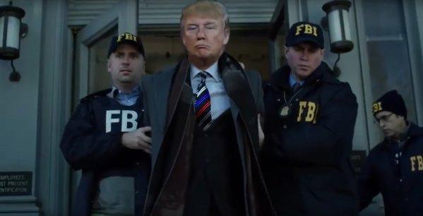 Trump Arrested