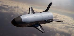 USAF X-37B Orbital Test Vehicle (OTV)