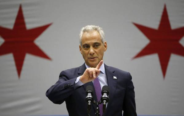 Chicago Rahm