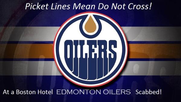 Edmonton Oilers Scabs
