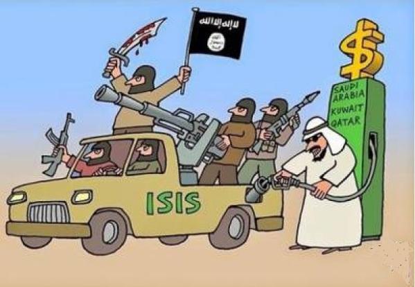 Saudis Fuel Isis