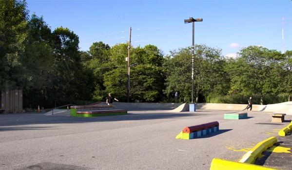 Deleware Skate park