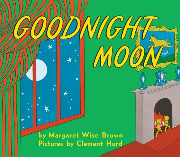 Kid books 1 Goodnight Moon by Margaret Wise Brown