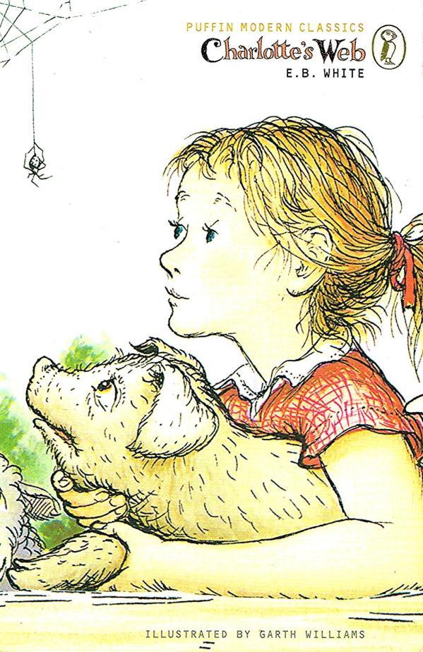 kids book 10 Charlotte_s Web by Elwyn Brooks White