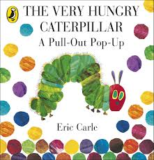 kids book 9 The Very Hungry Caterpillar by Eric Carle