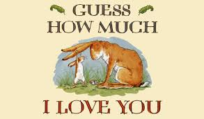 kids books 14 Guess How Much I Love You by Sam McBratney