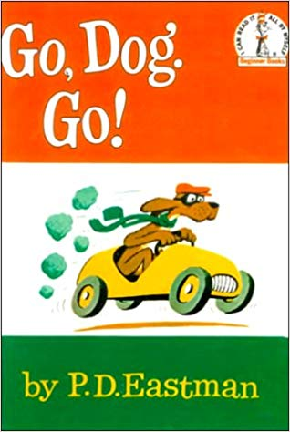 kids books 15 Go Dog Go by P.D. Eastman