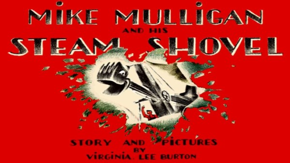 kids books 16 Mike Mulligan and His Steam Shovel by Virginia Lee Burton