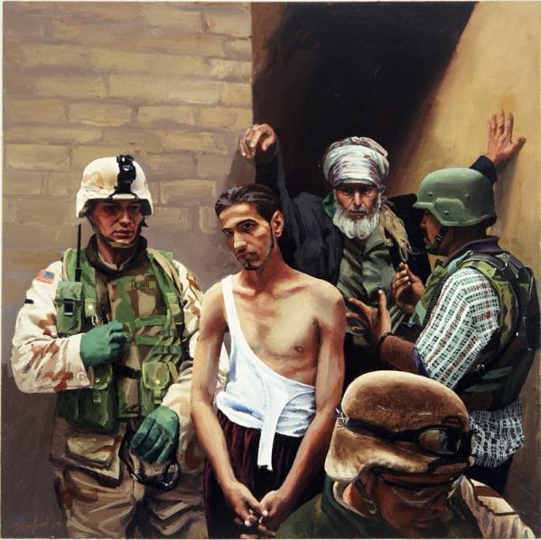 Steve Mumford Iraq 1