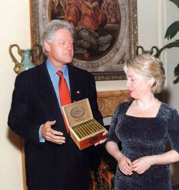 Clinton Flavored Cigars