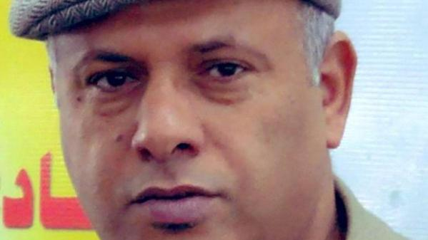 Alaa Mashzoub was a critic of Iraq's political system