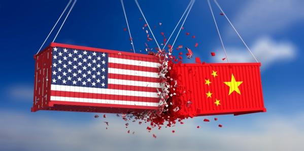 China v US