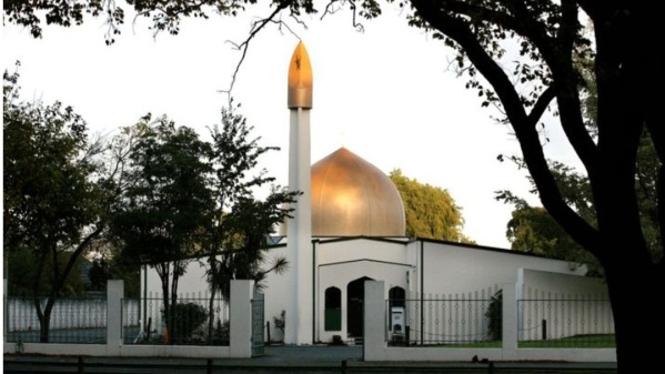 NZ Al Noor Mosque