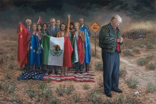 US National Emergency By John McNaughton