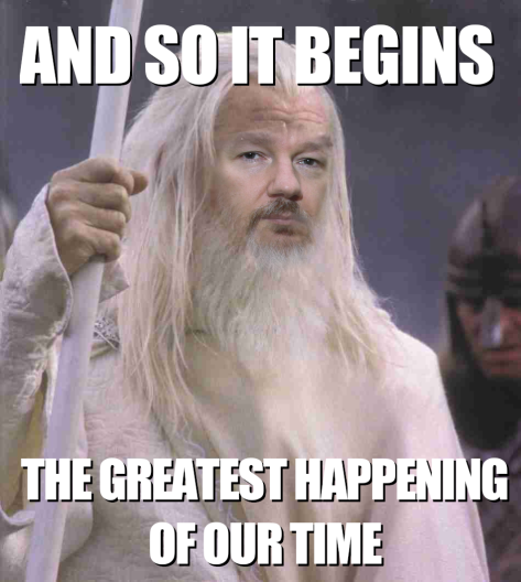 Assange Wizard