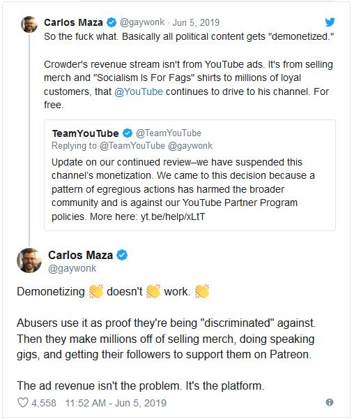 Carlos Censorship