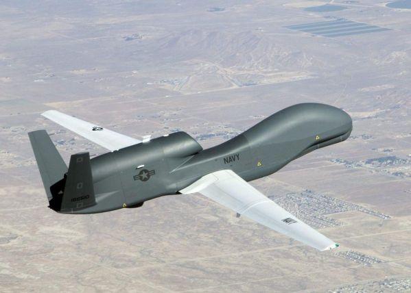 Drone over Iran