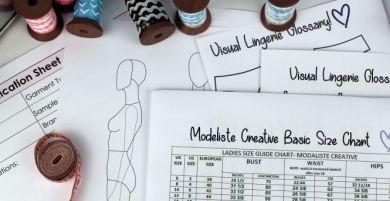 The Lingerie Designer 1