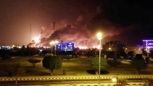 Saudi Arabia - Home of Wahabi Islam - Attacked - World Cheers!