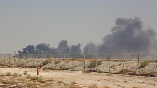 Saudi burns