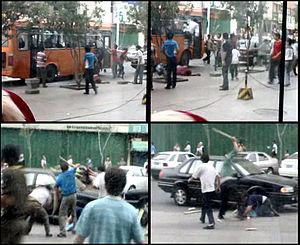 Uyghur riots