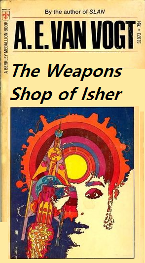 Weapons Shop of Isher