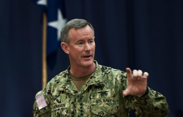 Admiral William McRaven 4