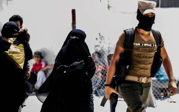 Islamic State Women Fighters