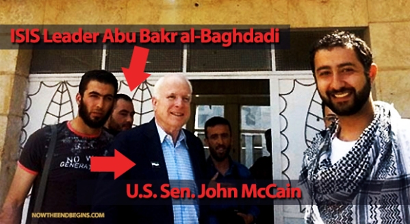 McCain and Islamists
