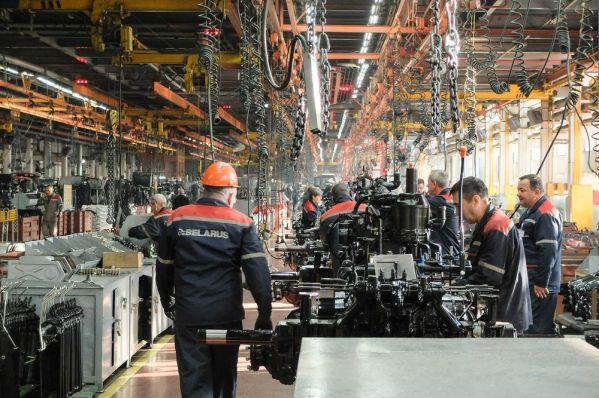 Belarus factory