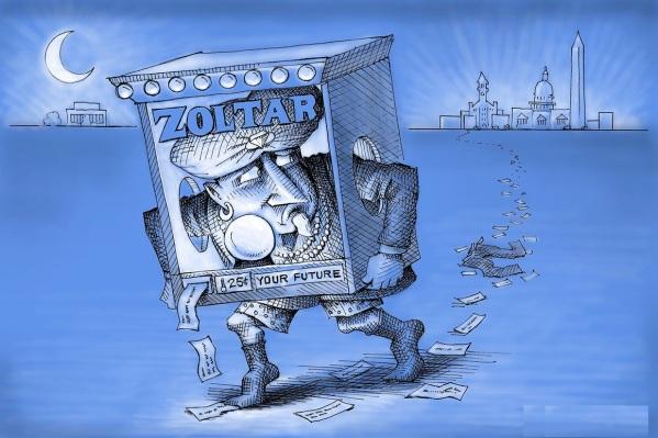 Future Cartoon