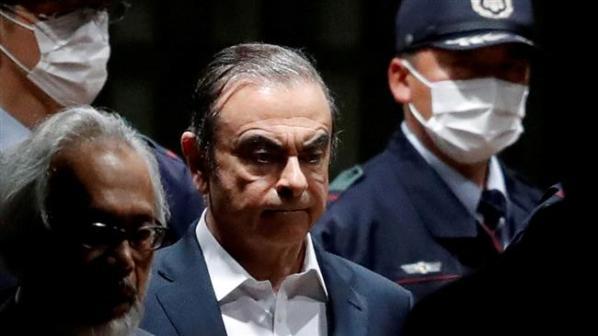 Nissan Boss Carlos Ghosn Flees Tokyo Detention House