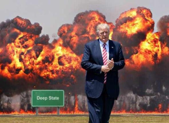 Trump vs Deep State