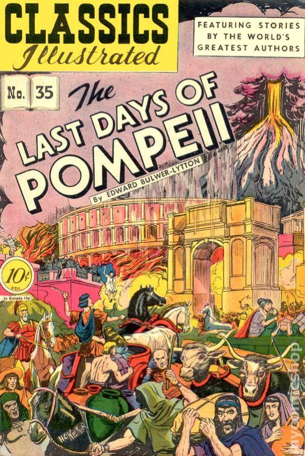 Pompeii 1947