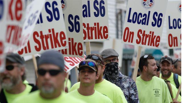 Baith Maine Strike