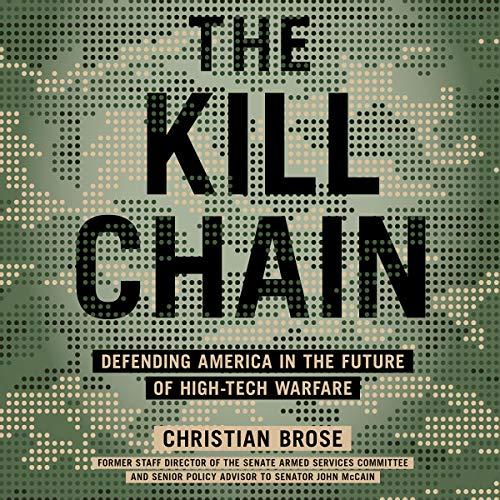 The Kill Chain cover